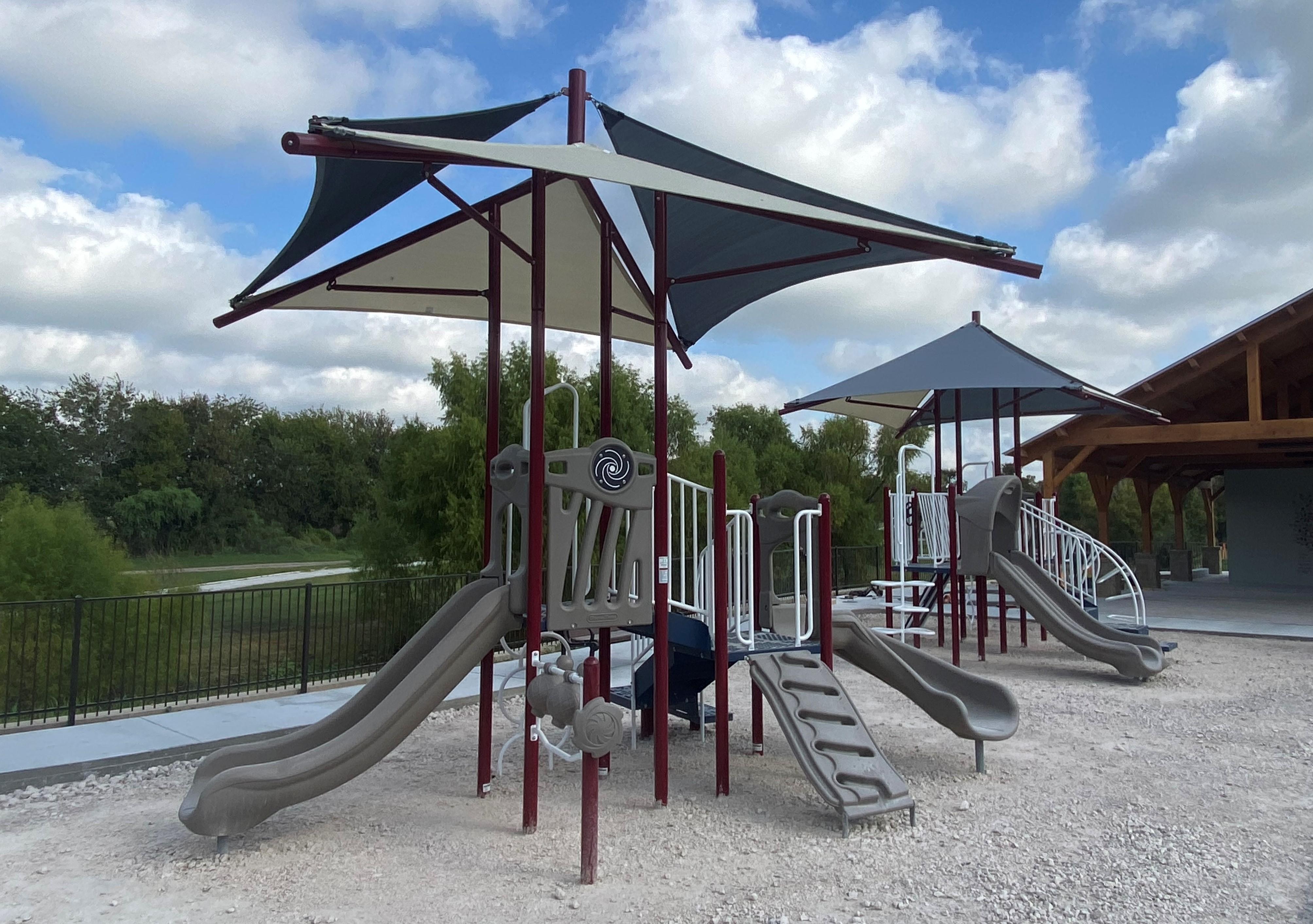 Escondido Creek Parkway playground