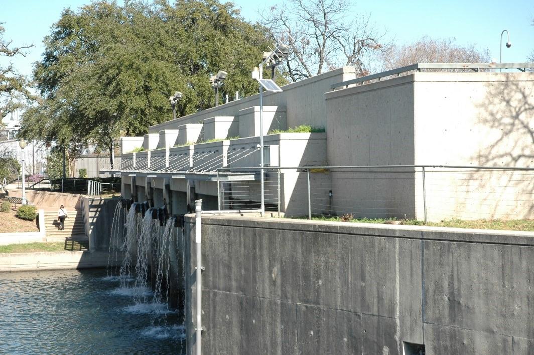 San Antonio River Tunnel Inlet