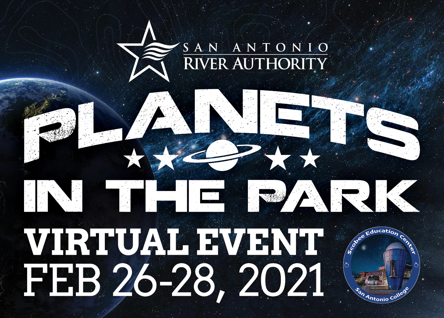 Planets in the Park w/Scobee