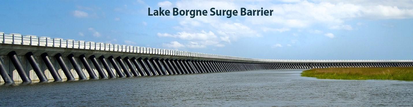 Lake Borgne Surge Barrier