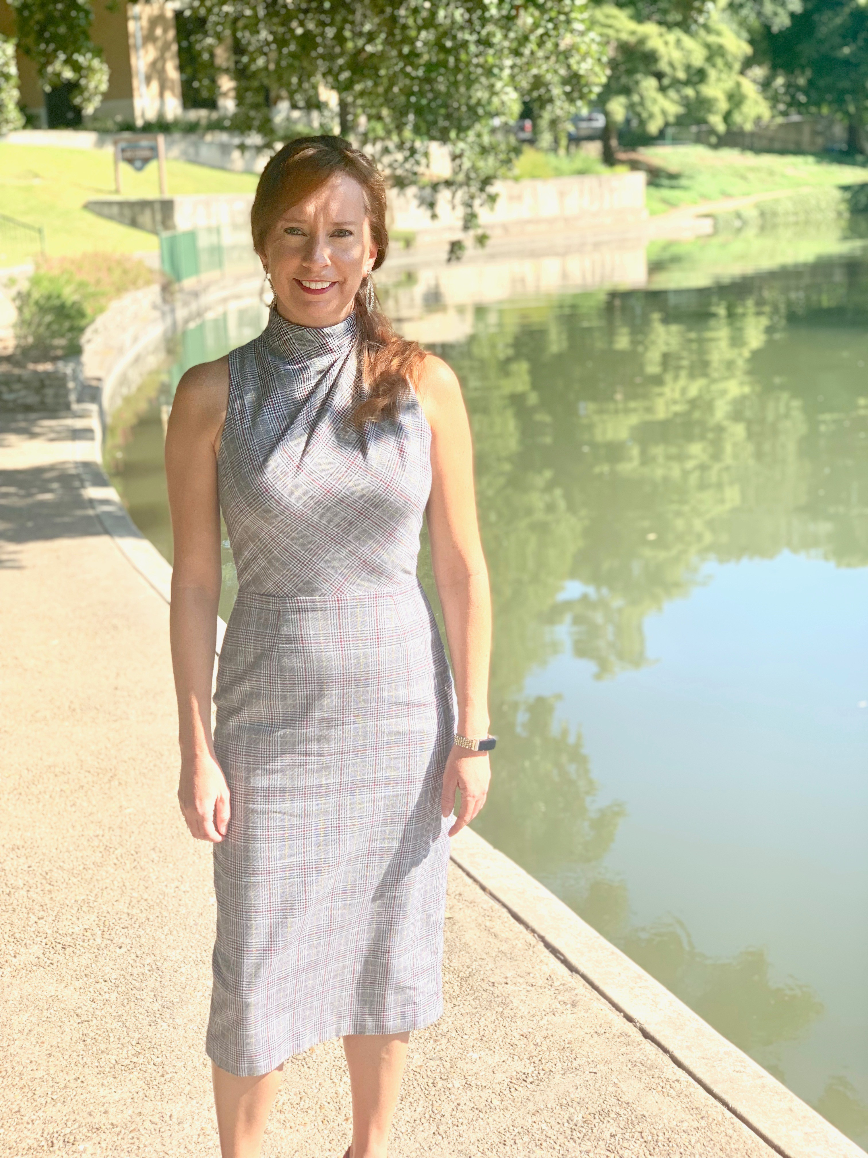 River Authority's Accounting and Budget Services Manager Jennifer Crocker