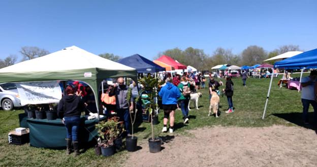 Wilson County Trade Days at John William Helton San Antonio River Nature Park