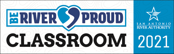 Be River Proud Classroom Badge