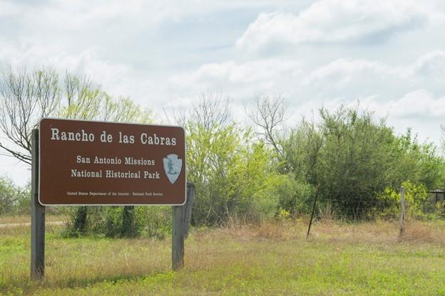 San Antonio Missions National Historical Park Rancho de las Cabras