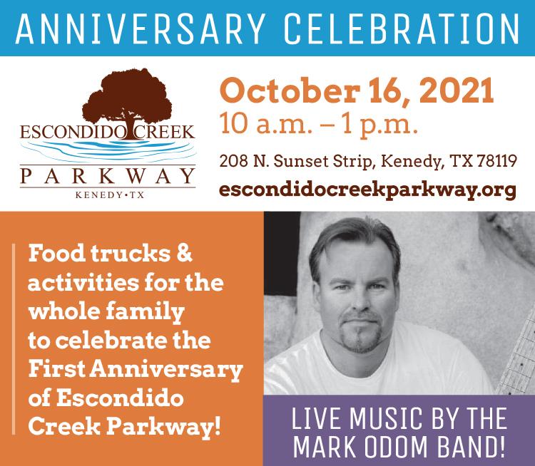 Escondido Creek Parkway Anniversary Event