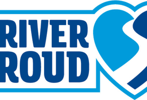 River Authority Be River Proud Logo