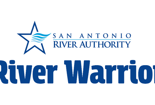 San Antonio River Authority River Warrior logo.