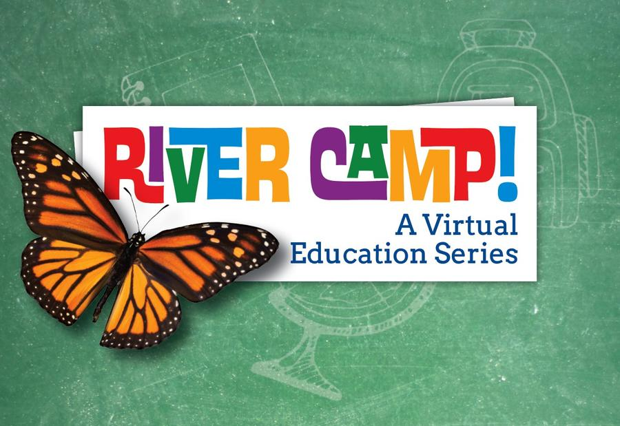 River Camp Virtual Education Series Logo