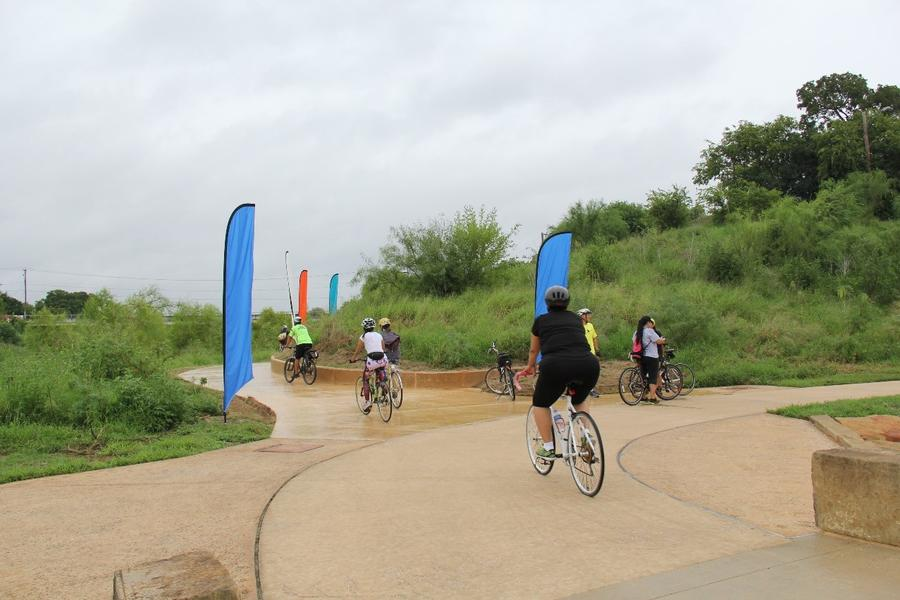 Westside Creeks San Pedro Creek Linear Trail System Grand Opening Celebration