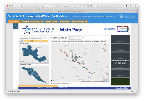 Water Quality Viewer