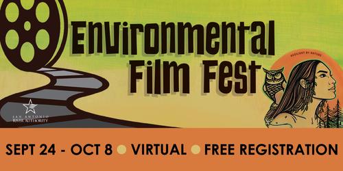 2021 Environmental Film Festival Poster