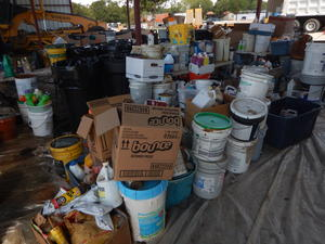 Household Hazardous Waste - Chemicals