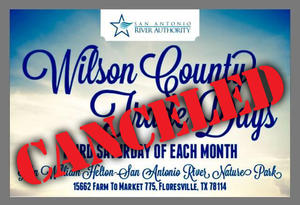 Wilson County Trade Days Cancellation Notice
