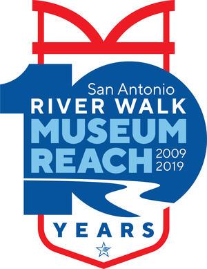 River Walk Museum Reach 2009-2019 Logo