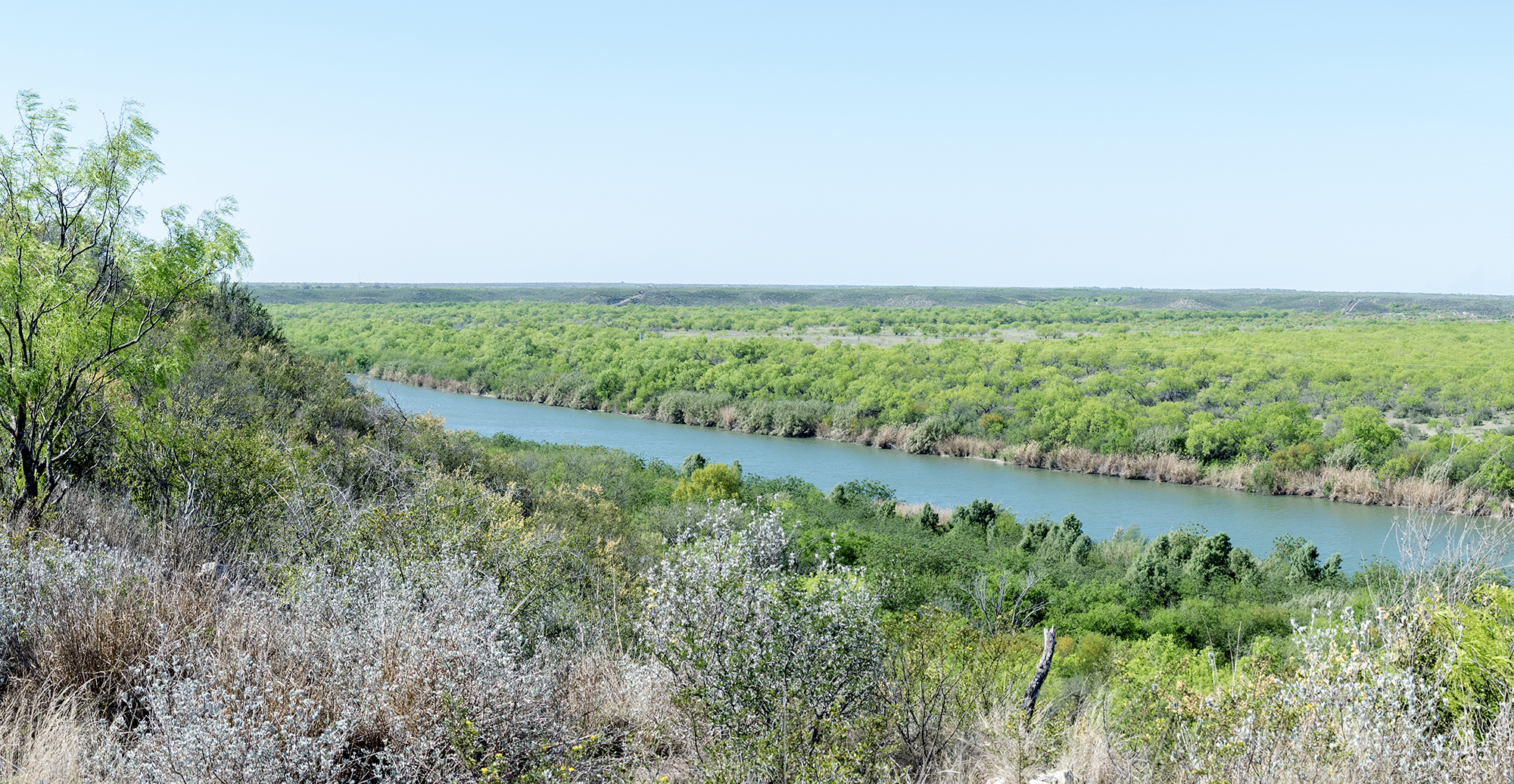 South Texas Plains ecoregion of the San Antonio River