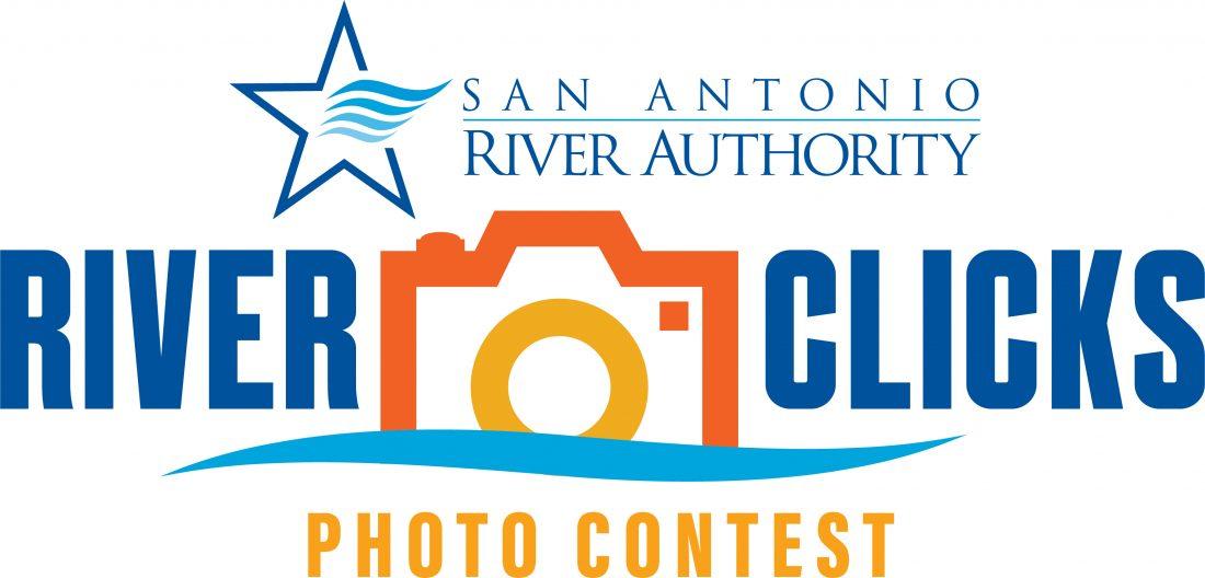 San Antonio River Authority River Clicks Photo Contest logo