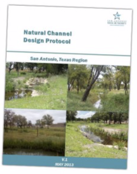 Natural Channel Design Protocol cover