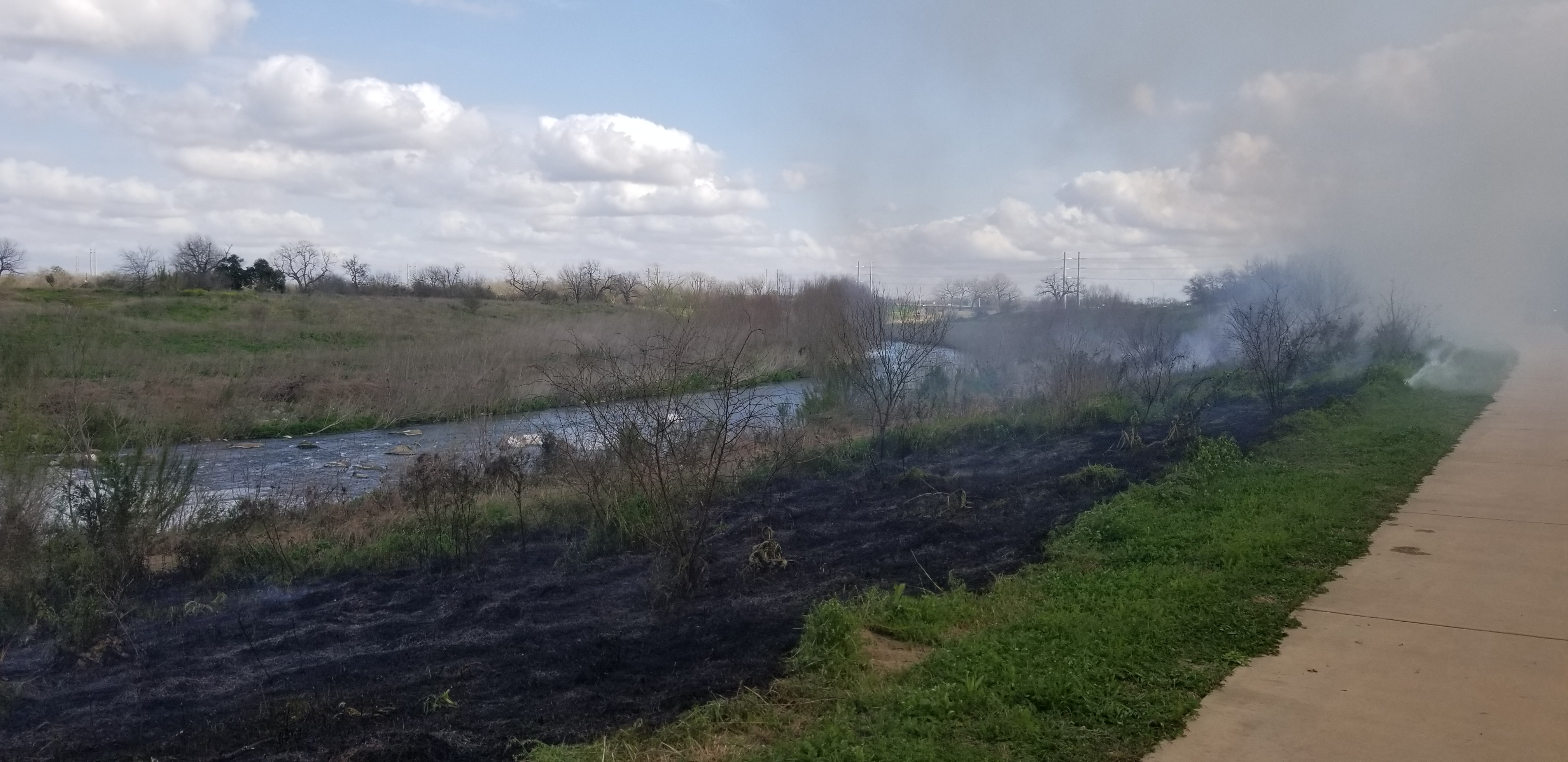 Fire Ecology Prescribed Burning Three