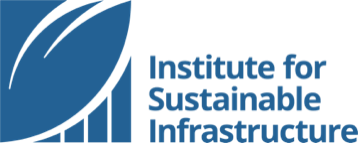 Logo for Institute of Sustainable Infrastructure