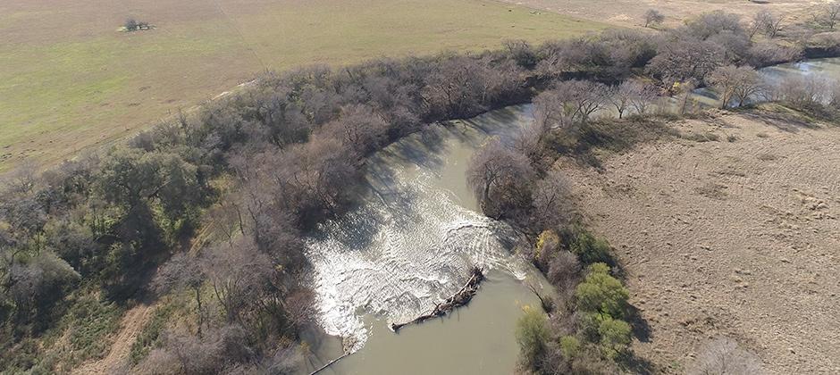 San Antonio River Basin